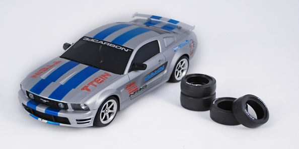 Радиоуправляемая Машина р/у 1:16 FORD MUSTANG GT BY 3D CARBON